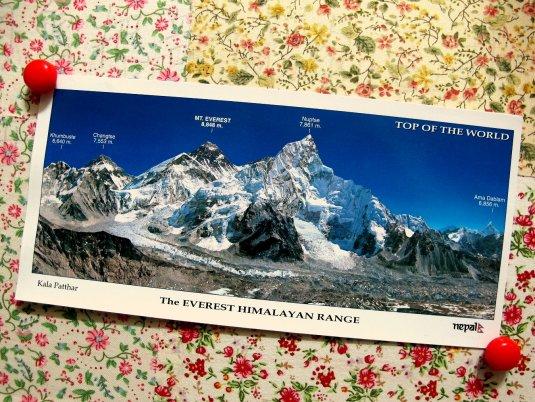 1st Nepal postcard_01